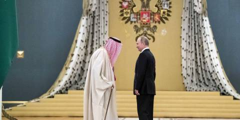Secret Cable Spells out Saudi Policy: 'Overthrow the Syrian Regime, but Play Nice With Russia'