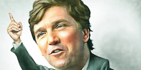Tucker Carlson Rides to the Rescue - Defending Trump on Russia Against the Hysteria from Democrats (Video)