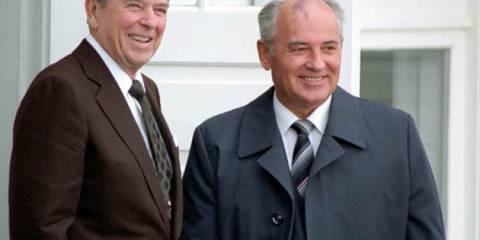 """Именно """"ястреб"""" Рейган добился наибольших успехов в налаживании отношений с советской """"империей зла"""""""