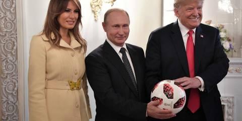 Trump Calls Off Cold War II