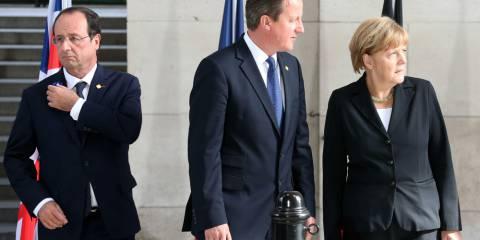 День Победы: Лидеры Европы показали себя жалкими подручными Вашингтона - Дэниэль Райан