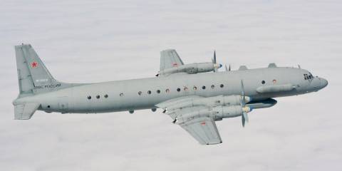 BREAKING: Russian Plane Disappears From Radars During Israeli Attack on Syria's Latakia – MoD