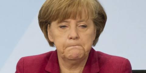 Ангела Меркель – это Брежнев сегодня
