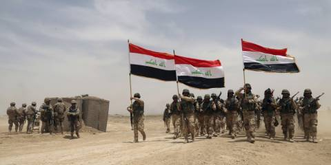 Moscow is ready to help Iraq defeat ISIS