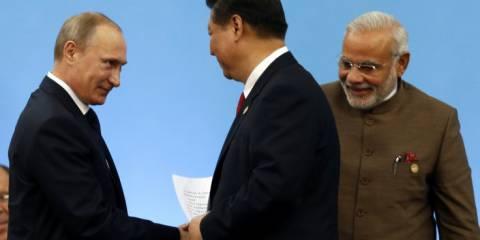 Как Китай, Россия, Индия и Иран обкладывают Вашингтон со всех сторон