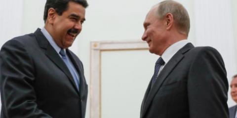 Russia Sends 'Security Contractors' To Venezuela To Protect Maduro