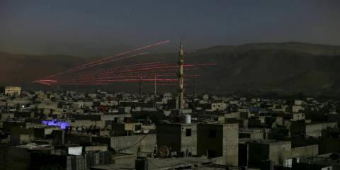 Кровавая баня в Сирии: Сделано в США
