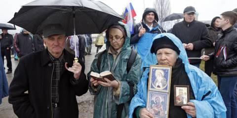 Data Show Ukrainians Far Prefer Russian Over Nationalist Churches