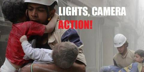 US and Allies Planning Evacuation of White Helmets From Syria