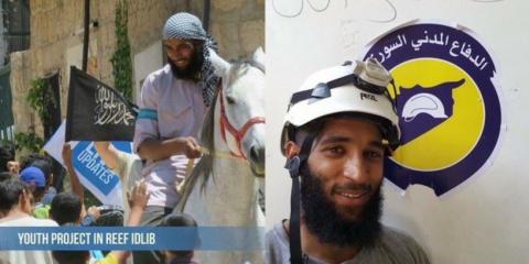 Seven less terrorists on Earth. We're making progress!