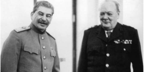 Churchill Had Stalin Killed, US Bombed Russian Far East in 50s - Top Russian Official (Video - Mikhail Poltoranin)