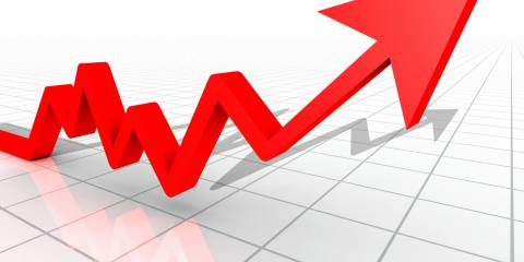 Between January and September Russia's GDP increased 0.8 percent, in the third quarter it grew by 0.7 percent