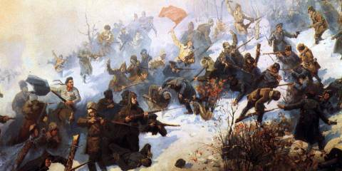 100 Years Ago Bolsheviks Usurped Russian Democracy, Launched the Russian Civil War