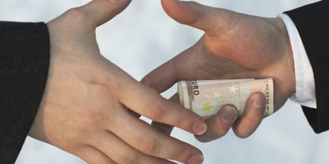 USA und Russland auf gleichem Korruptionsniveau