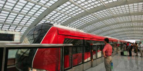 The high-speed railway linking Moscow and Kazan, capital of Tatarstan Republic, is scheduled to open in 2018 before the Russia FIFA World Cup | Photo: Xinhua