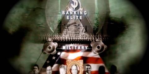 Пирамида настоящей власти в Америке