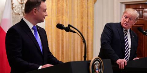 How Low Will Poland Go to Get a US Military Base?