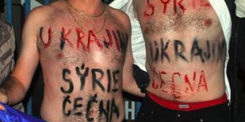 """Как """"либеральный интернационал"""" пытался напугать Чехию «поющим батальоном»…"""