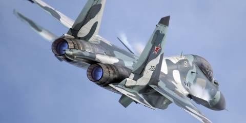 Russia to Sell Sanctioned Myanmar Su-30 Fighters