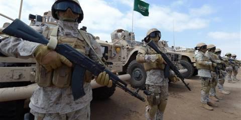 Saudi storm-troopers