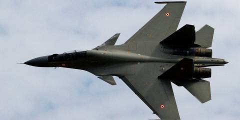 Indian Air Force Sukhoi-Su-30