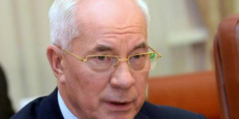 "Nikolai Asarov, former prime minister of Ukraine: ""Is Chancellor Merkel backing the right people?"""