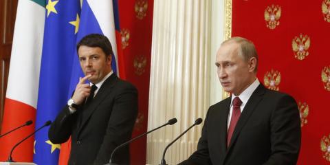 Normalizing EU-Russia relations?