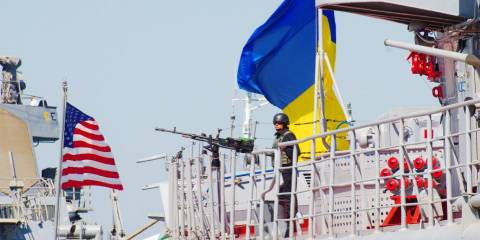 The US Is Encouraging Ukraine to go to War With Russia Over the Sea of Azov