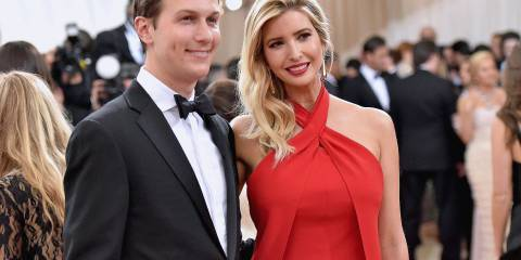 Bateman and Ivanka on the red carpet