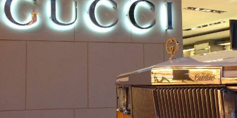 Gucci executives admitted that that the current situation is difficult, but said that such investments are made with a long-term horizon in mind