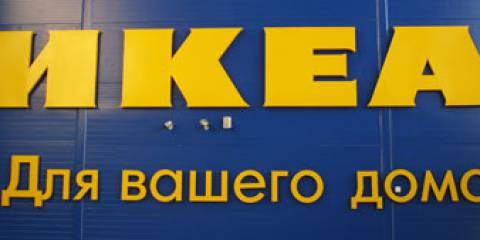 IKEA plays the long game in Russia