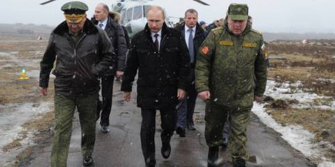 War Is on the Horizon, Does Russia Have the Stomach for It?