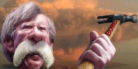 Will Nothing Sate John Bolton's Lust for War?