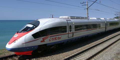 Moscow-Beijing Bullet Train - It's Happening