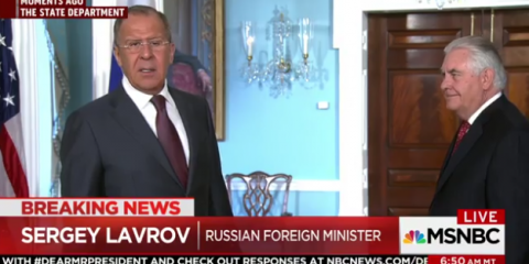 The one and only Sergey Lavrov