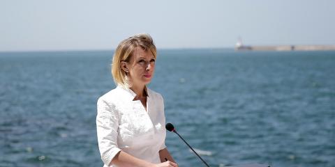 Maria in Crimea
