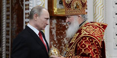 Why Russians Hate the Idea of the Separation of Church and State