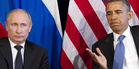 With Latest Syria Threats, Trump Continues to Be More Confrontational Toward Russia Than Obama Was