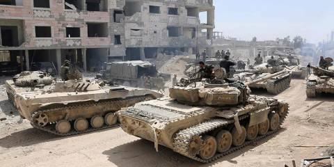 'Animal Assad's' Army Brought the Second Strongest Rebel Enclave to Its Knees in Just Five Weeks