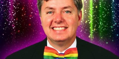 Wayne Madsen: Israel Is Blackmailing Lindsey Graham Over His Homosexual Lifestyle