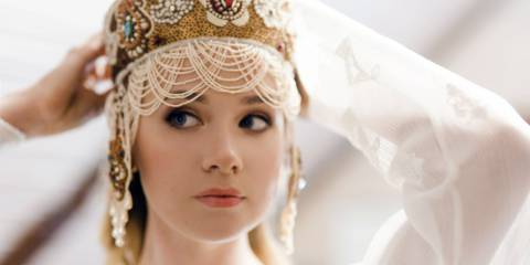 Surge in Young Couples Marrying in South Russia Shows Trend Toward Family Values