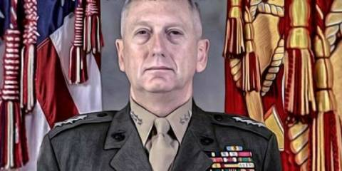 Mattis Hypes up 'Looming' Chemical Weapons Attack in Syria