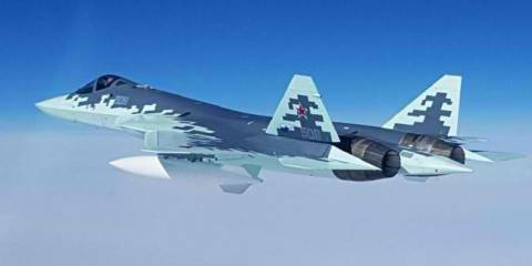 CONFIRMED: Russia Moves Its 5th Gen Su-57 Fighter to Syria