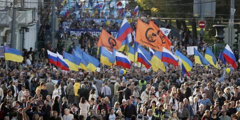 Comedians at Freedom House Proclaim Russia an Oppressive Hellhole on Par With Cuba, Ethiopia, Libya, UAE