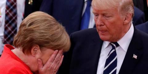 Trump's NATO Gambit: Nordstream 2 Reveals Europe's Hypocrisy While Ignoring His Own