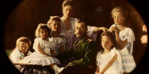 CLASSY: UK Media Slander Russia's Royal Family on the 100th Anniversary of Their Murder