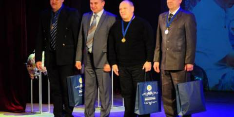 Exemplary Fathers Receive Medals at Russian Holiday for 'Fathers, Fatherhood, and Fatherland'