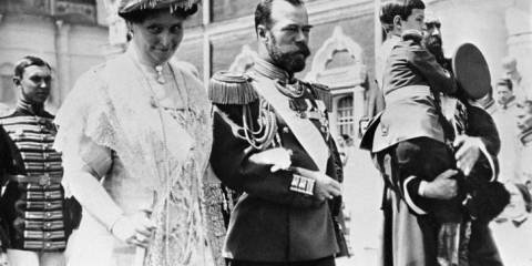 100 Years Ago Jewish Communists Slaughteredthe Tsar, his Wife, Children, Relatives, and Servants - Major Memorials All Week Long