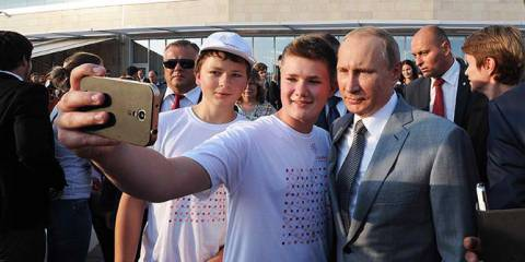 'Generation Putin' Gives West the Boot