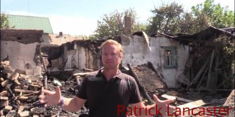 Let's Help This US Journalist In Ukraine, Booted from Paypal and Patreon for Telling the Truth